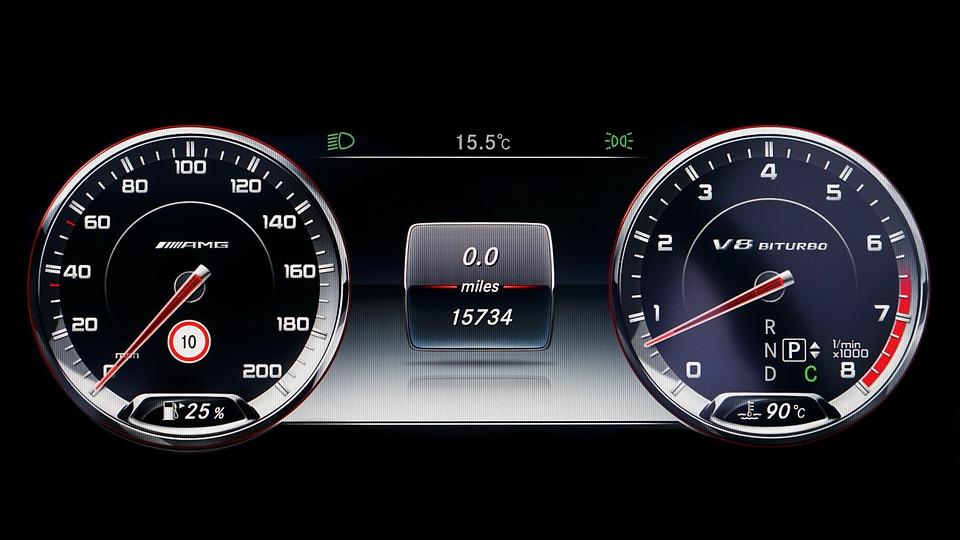 speedometer car vehicle free photo on pixabay