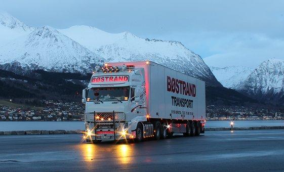 Truck, Volvo, Bostrand