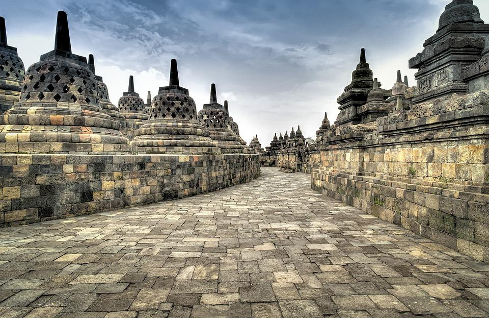 Buddhist, Temple, Buddhism, Religion, Worship, Buddha