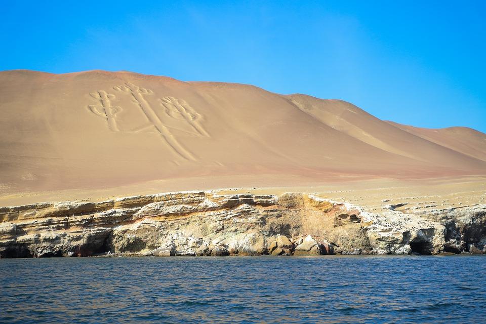 Paracas, Mar, Lineas De Nazca, Isla, Peru