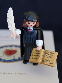Martin Luther,  Bibel,  Glaube