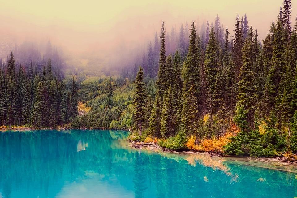 Kanada See Wasser Kostenloses Foto Auf Pixabay