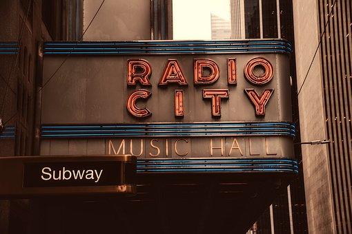Radio City Music Hall, Landmark