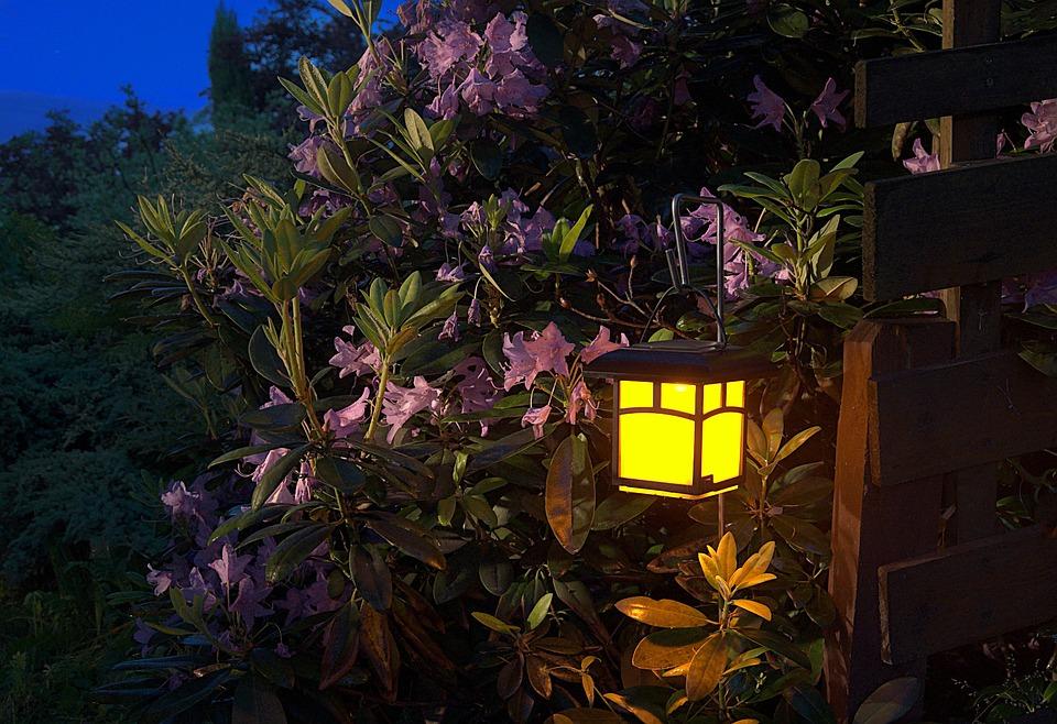 free photo garden night lantern light free image on. Black Bedroom Furniture Sets. Home Design Ideas