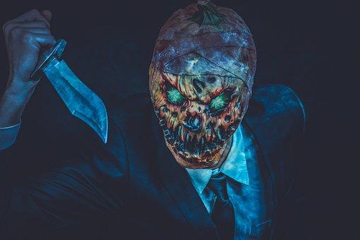 Horror, Halloween, Creepy, Scary, Weird