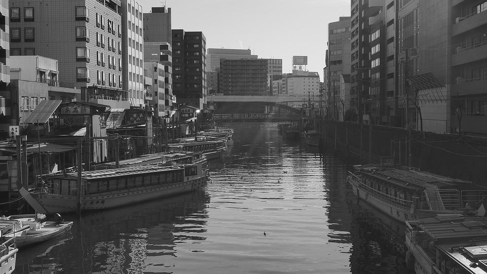 神田川, 船宿, 屋形船