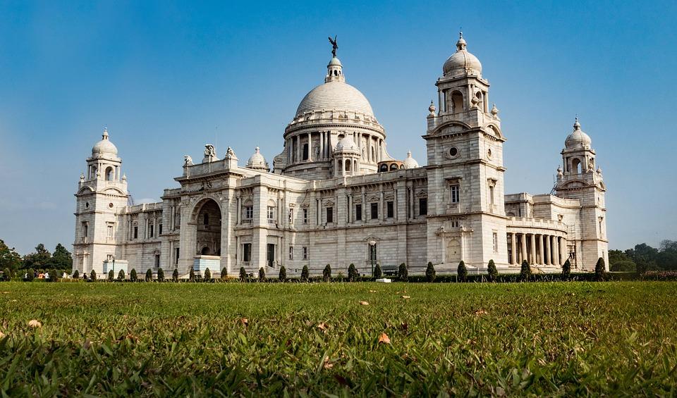 Victoria Memorial, India, Kolkata, Victoria, Memorial
