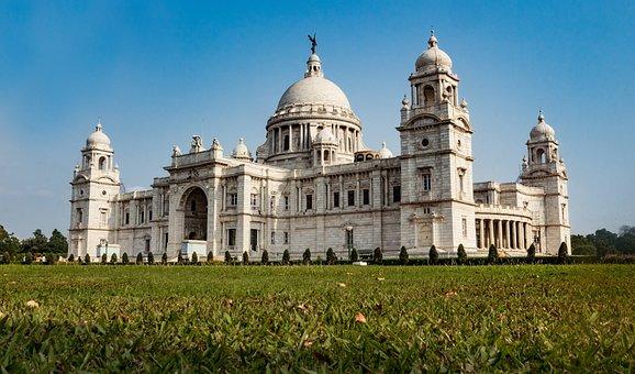 Victoria Tưởng Niệm, Ấn Độ, Kolkata