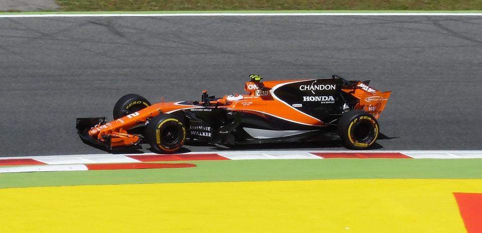 Formula1, エンジン, Alonso, マクラーレン