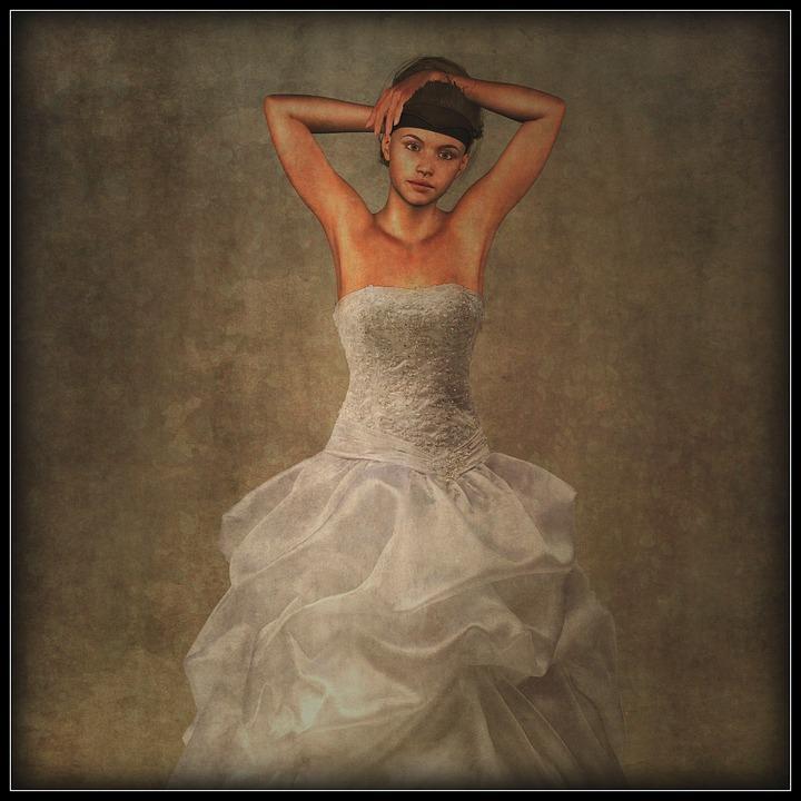 Frau Braut Brautkleid · Kostenloses Foto auf Pixabay