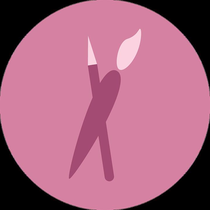 Kreativ Pinsel Stift Kostenloses Bild Auf Pixabay
