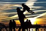 joy, human, father