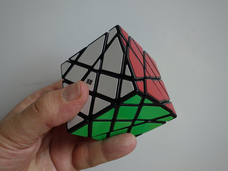 Puzzle mappe
