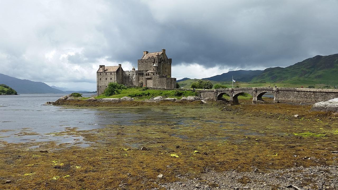 vývoj lichenometrických datovania krivky pre Highland Škótsko