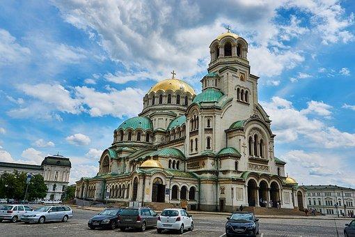 Sofa Bulgaria Catedral Iglesia