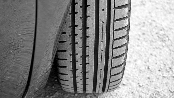 タイヤ, ホイール, 車両, 交通, 車, 自動, 自動車, ゴム, ブラック