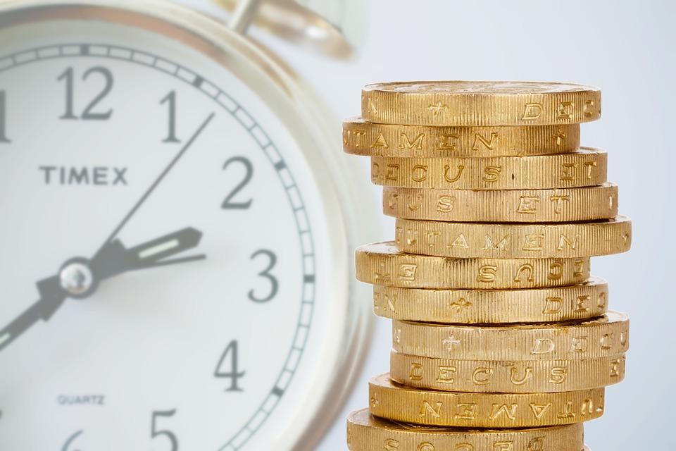 投資, 時間, 時間管理, 利益, 金利, 金融, 収入, お金, 成長, セーフティ, アカウント