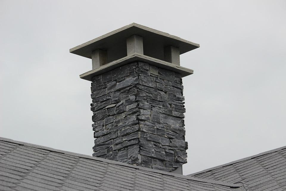 Chimney Roof Amp Roof Leak Chimney Box With Hardiplank Siding