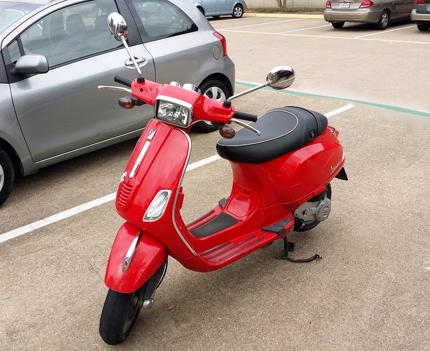 Vespa Dingin Sepeda Motor Foto Gratis Di Pixabay