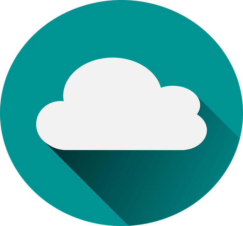 storage in the cloud logo free image on pixabay
