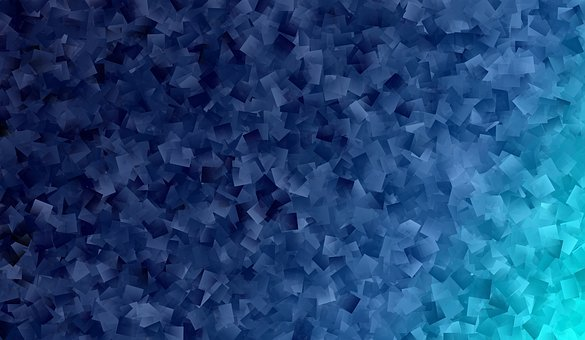 Background, Abstract, Blue