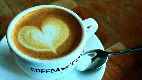 Coffe, Coffee, Cafe, Hot, Brown, Cup