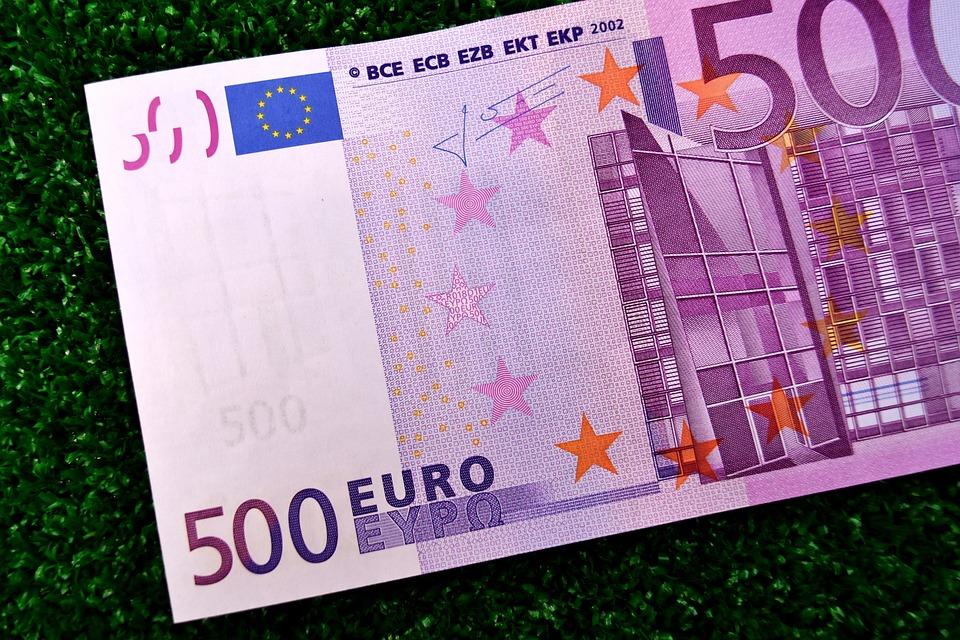 Euro Dollar Bill Money - Free photo on Pixabay