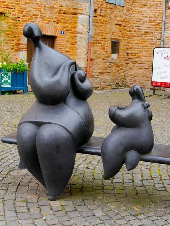 sculpture street art