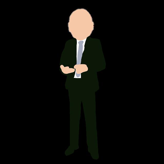Man Suit Business · Free image on Pixabay
