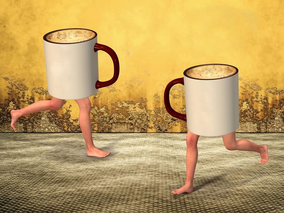 Kaffee, Zum Mitnehmen, Coffee To Go, Mitnahme, Becher