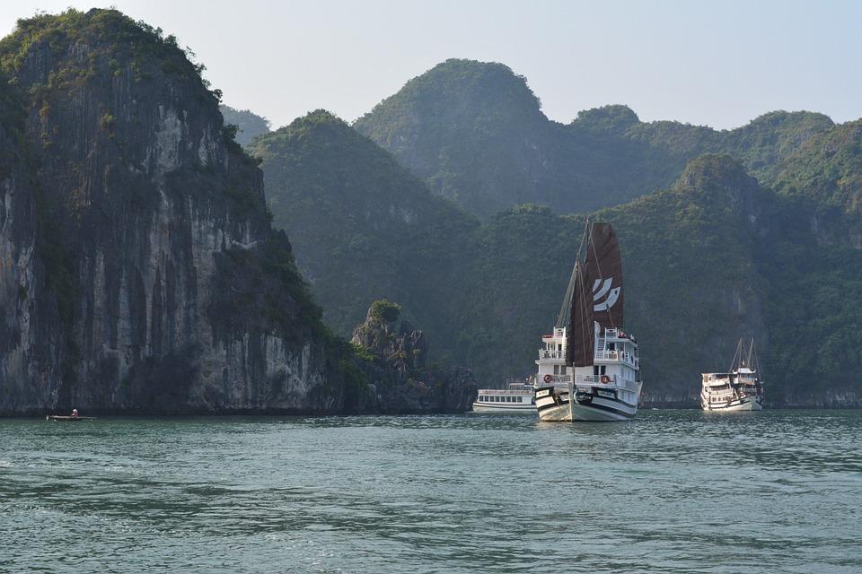 Вьетнам входит в список 8 идеальных круизных маршрутов