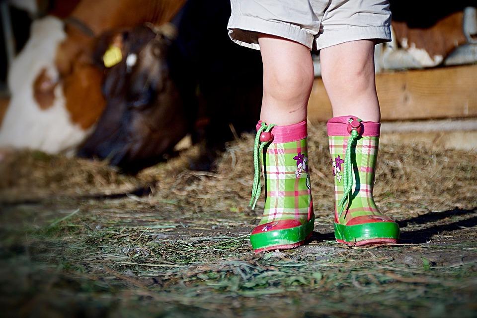 Laarzen Kind Meisje Gratis foto op Pixabay