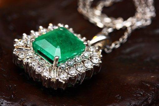 Necklace, Jewelry, Luxury, Rich, Diamond