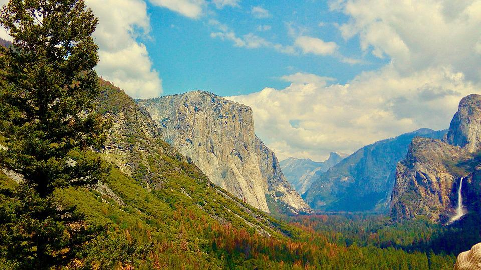 Yosemite National Park - Free photo on Pixabay
