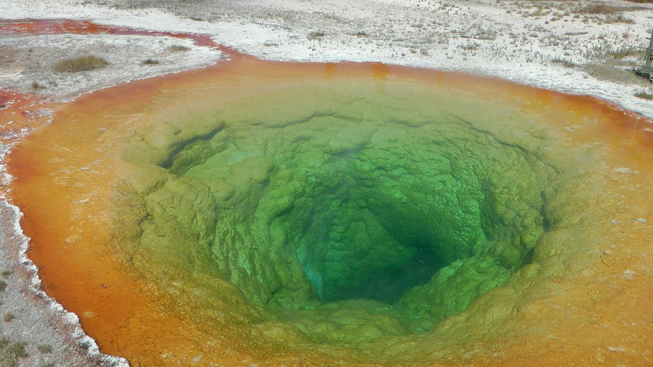 Volcano Latest yellowstone 283 Download now