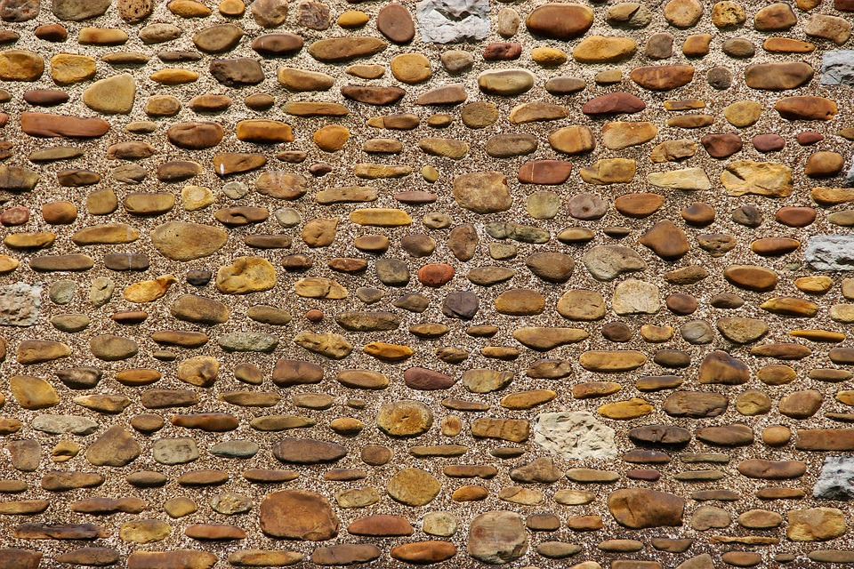 wall stone stone wall texture old pattern rough