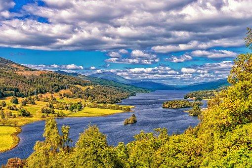 Schottland, Landschaft, Highlands
