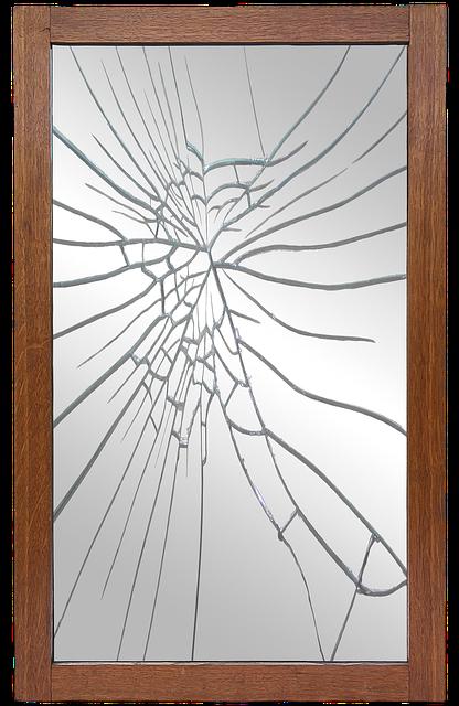 mirror frame broken 183 free photo on pixabay