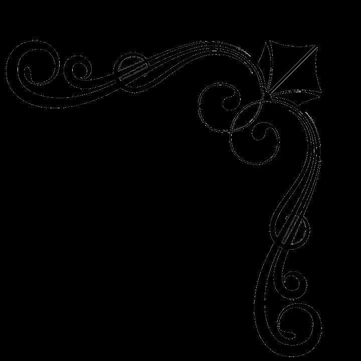 Esquina Marco Divisor · Imagen gratis en Pixabay