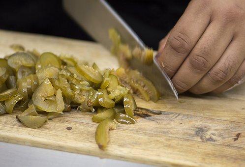 Chef, Alimentos, Textura, Cozinha