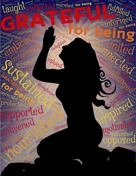 Pregare, Mani, Grato, Grati, Apprezzamento, Gratitudine