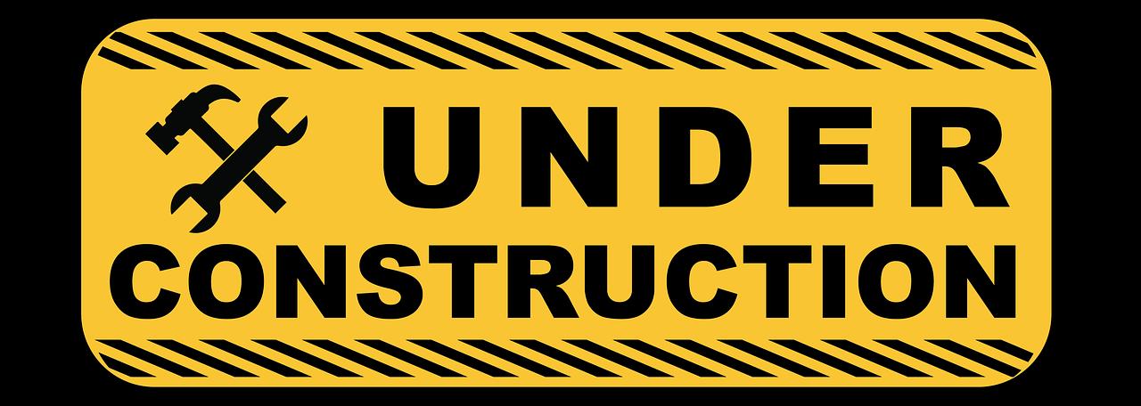 Under Construction - Free image on Pixabay