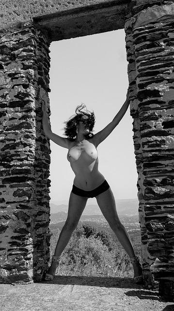 Black And White Sensual Glamour  Free Photo On Pixabay-9039