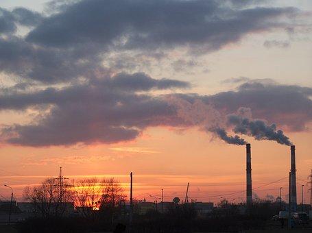La Contaminación, Fábrica, La Industria