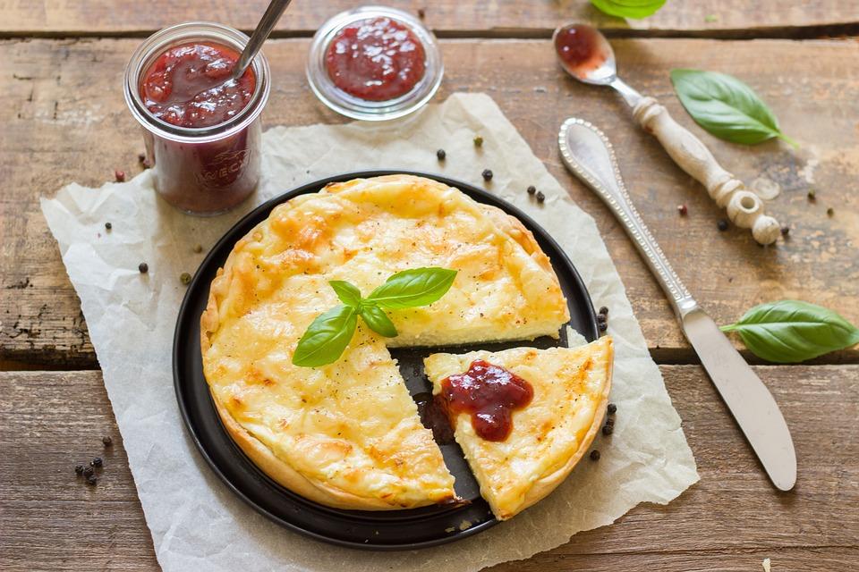 Tarte, Piccante, Quiche, Delizioso, Mangiare
