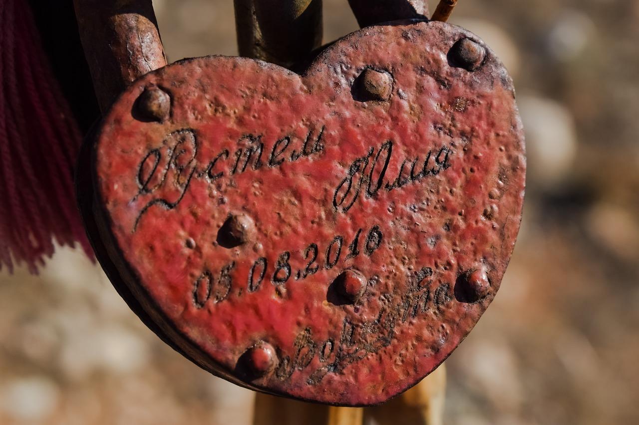 Картинка любовь не ржавеет