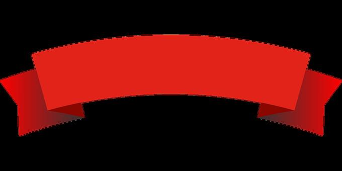 Band, Rot, Dekor, Für Das Web, Platte