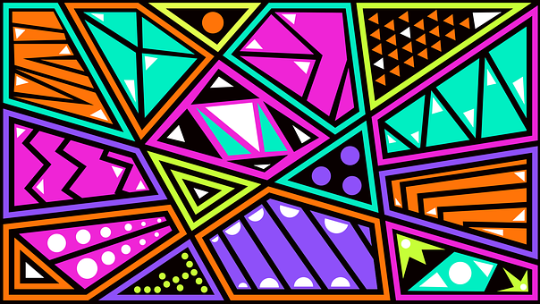 Background, Abstract Background