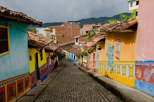 Colômbia, Guatape, Turismo