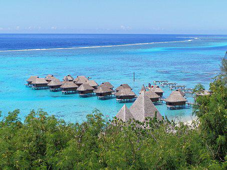 Moorea, French, Polynesia, Society